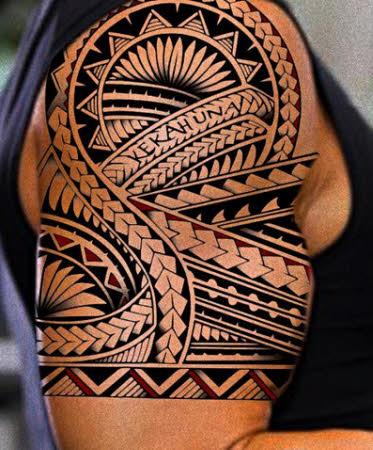Significado De Los Tatuajes Maories Fabulous Cool Qu Significa El