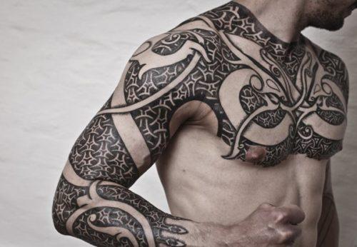 260 Tatuajes Maories Para Hombres Disenos Y Significados