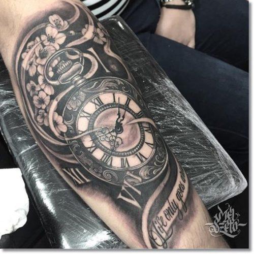 Tatuajes En El Brazo Sombras 220 tatuajes 3d para hombres