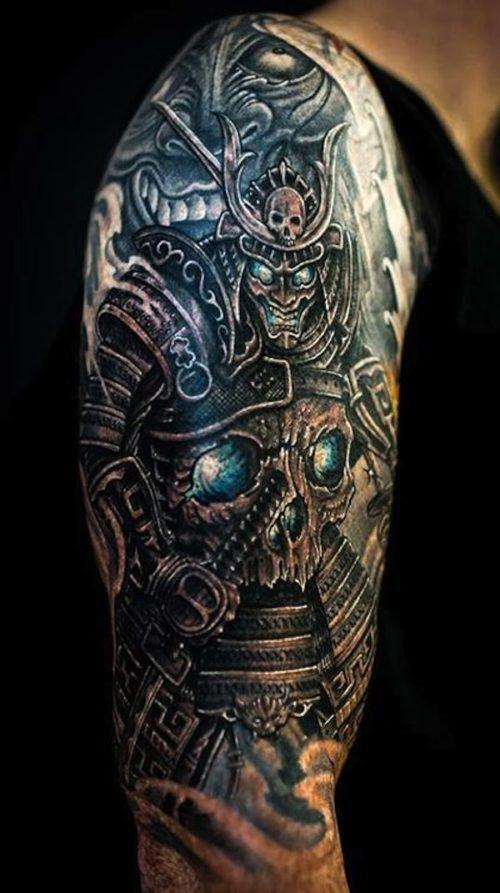 Tatuajes Para Tapar Otro Tatuaje 220 tatuajes 3d para hombres