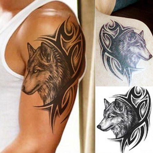 Tatuaje En El Hombro