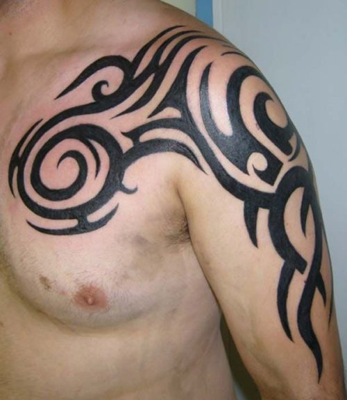 199 Tatuajes Tribales Para Hombres Con Significado