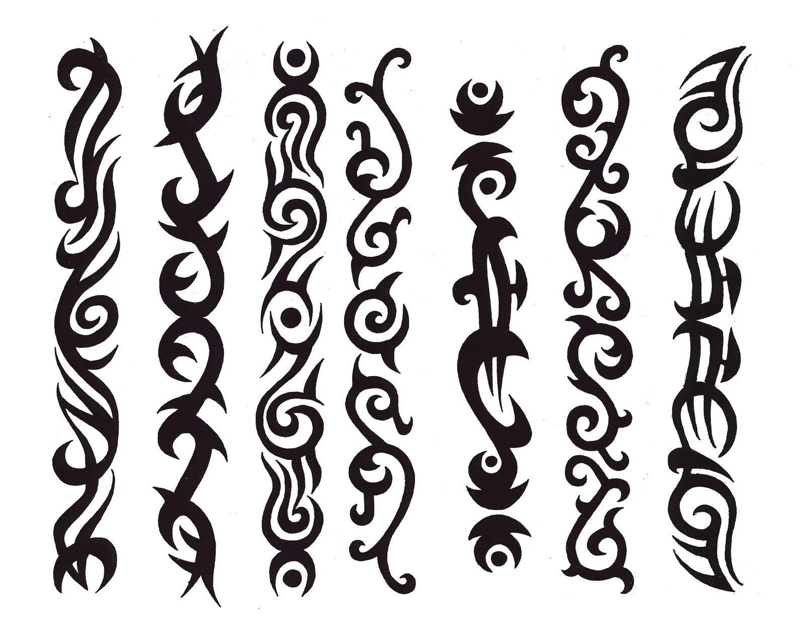 Disenos Tribales Innovadores: 199 Tatuajes Tribales Para Hombres Con Significado