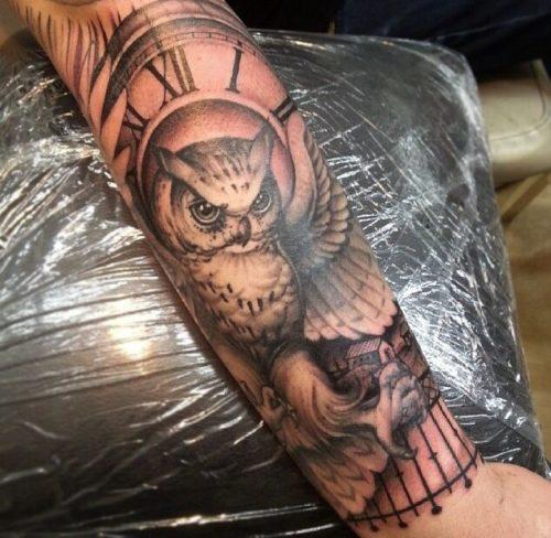 205 Tatuajes Pequenos Y Originales Para Hombre