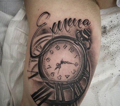 185 Tatuajes De Nombres Y Frases Cortas
