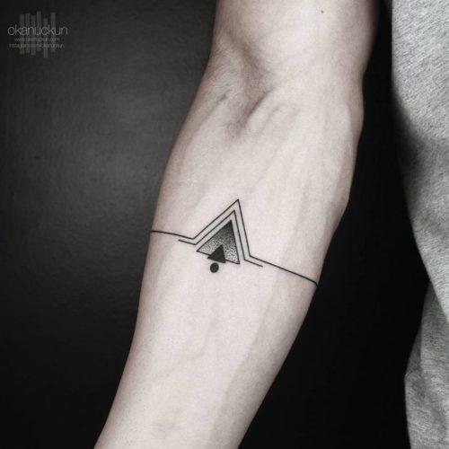 205 Tatuajes Pequeos y Originales para Hombre