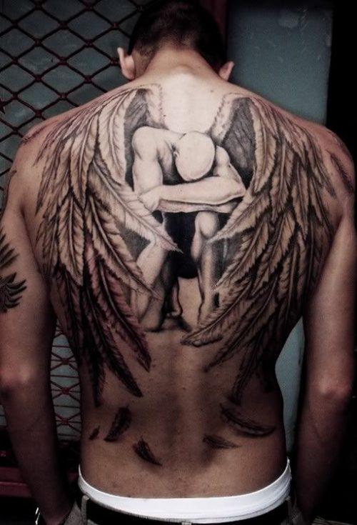 Disenos De Tatuajes En La Espalda 179 Fotos
