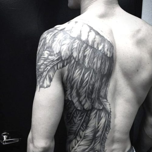 Diseños De Tatuajes En La Espalda 179 Fotos