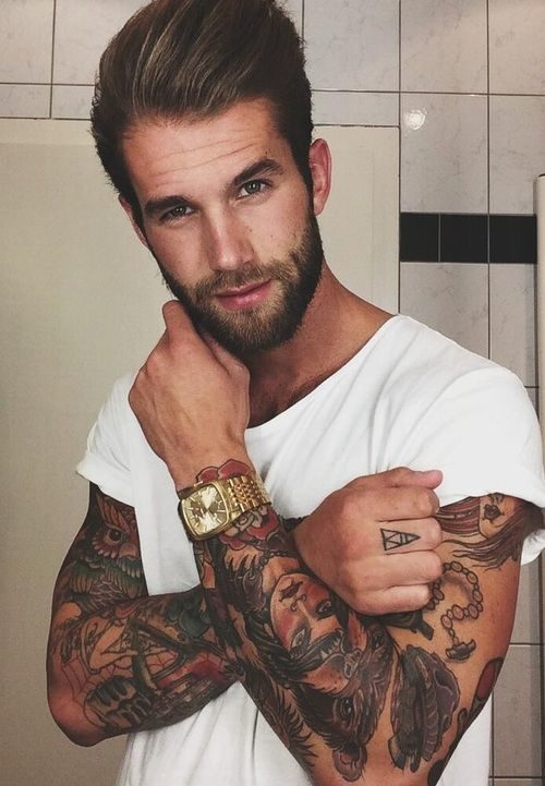 199 Diseños De Tatuajes 2017 Para Hombres