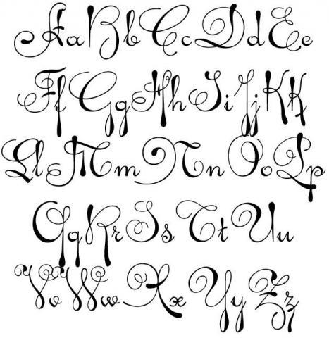 Tipos De Letras Y Símbolos Para Tatuajes 97 Imágenes Tipografías Y