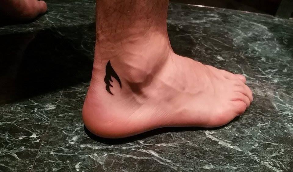 Tatuajes Pequenos Hombre Tobillo