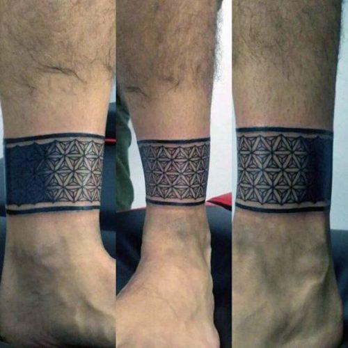Tatuajes Tobilleras Mujer tatuajes pequeños para hombres 75 diseños en imágenes