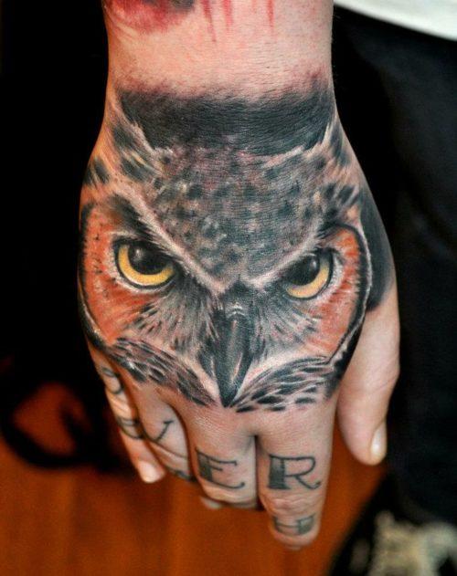 101 Disenos De Tatuajes En La Mano Para Hombres