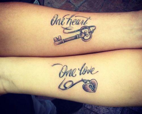 Tatuajes Para Parejas Que Quieren Marcar Su Amor Para Siempre