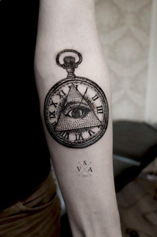 240 Tatuajes En El Antebrazo Pequenos Grandes Y Originales