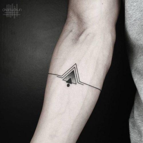 Tatuaje Dos Lineas Significado Sfb
