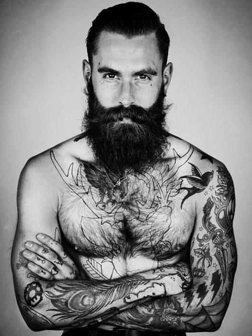 Diseños De Tatuajes En El Pecho Para Hombres