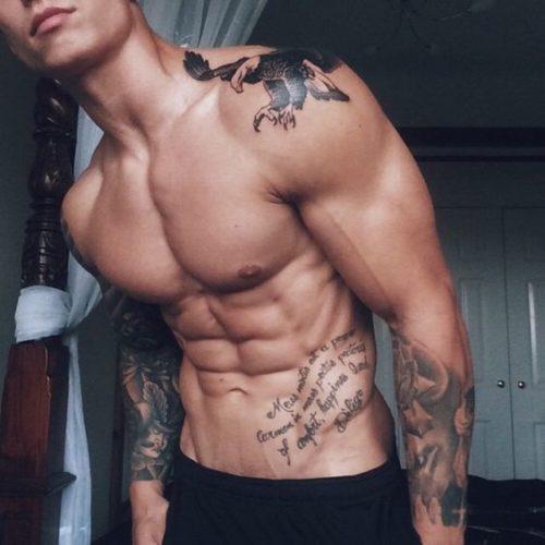 Disenos De Tatuajes Para Hombres Mas Sexys Y Atractivos