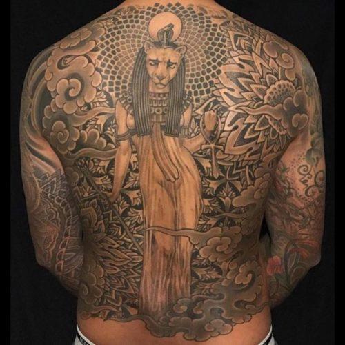 Tatuajes en la espalda – 227 mejores diseños para hombres