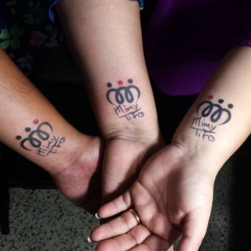 SIBLING TATTOOS IDEAS-AMAZING DESIGNS FOR BROTHER, SISTER
