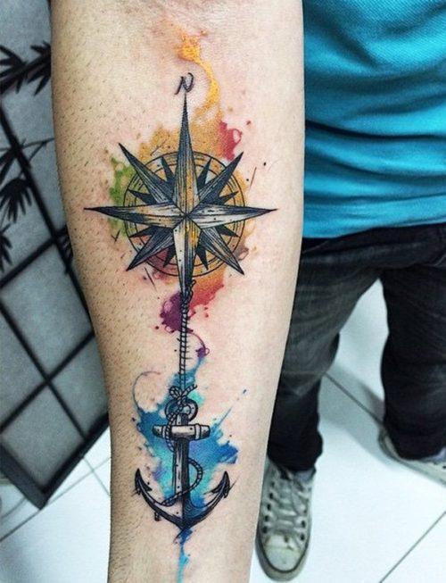 Significado De Ancla En Tatuaje