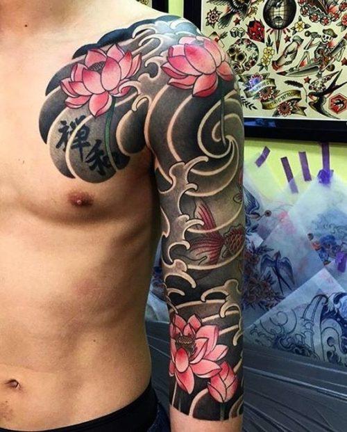 Tatuajes Japoneses Fotos Disenos Y Significados