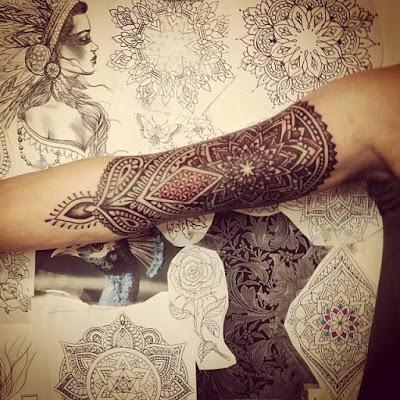 Tatuajes De Mandalas Para Hombres Con Disenos Increibles