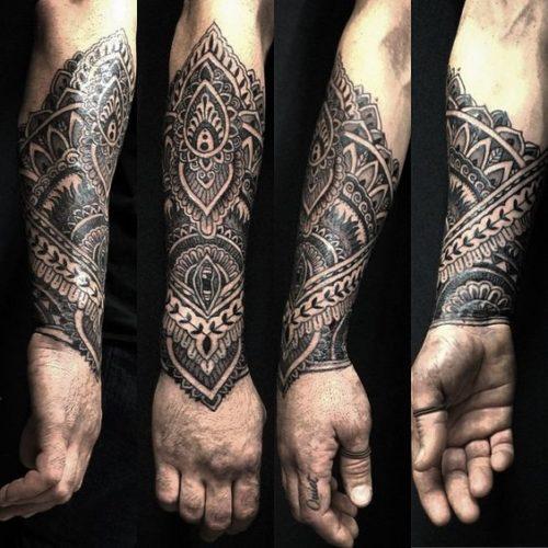 Tatuajes De Mandalas Para Hombre