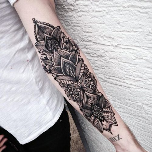 Tatuajes De Mandalas Para Hombres Con Diseños Increíbles
