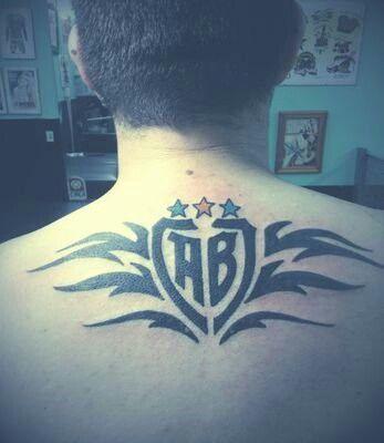 Tatuajes De Boca Juniors Realmente Espectaculares