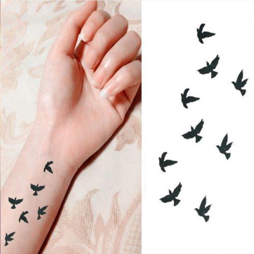 Tatuajes Temporales Todos Los Tipos Y Disenos