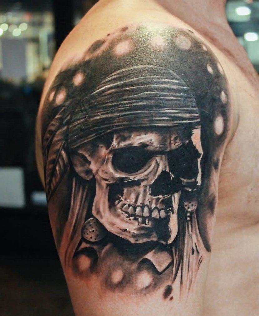 Imagenes De Calaveras Para Tatuajes