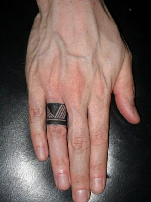 60 Ideas De Tatuajes En Los Dedos Para Hombres