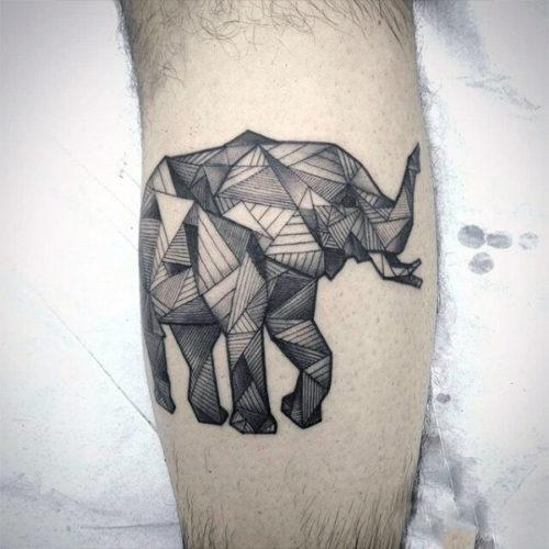 60 Tatuajes De Elefantes Y Su Significado Mejores 2018