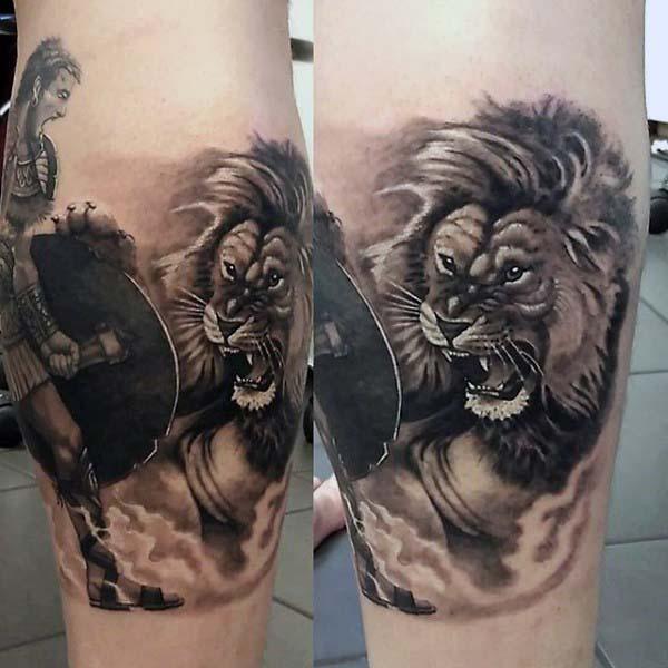 Tatuajes Rudos Para Hombres