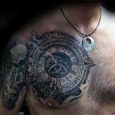Ideas Originales De Tatuajes De Relojes 2019